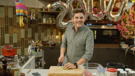 Jeroen Meus heeft wat te vieren: 2.000 keer 'Dagelijkse Kost'