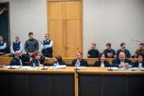 Geblinddoekt naar assisen voor moord op luitenant van Aquino's