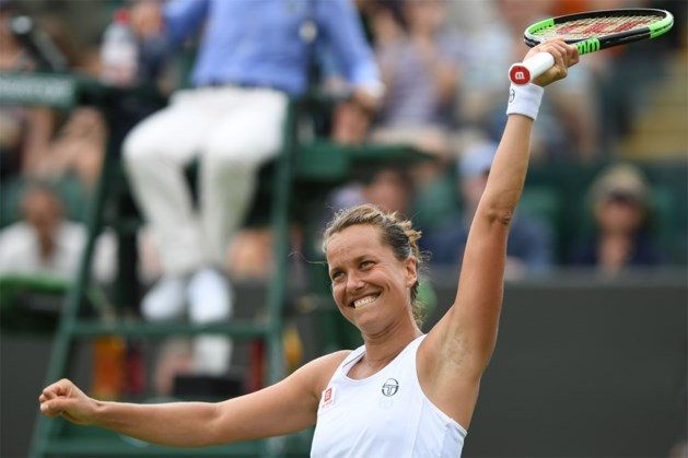 Wimbledon-halvefinaliste Barbara Strycova neemt afscheid van coach