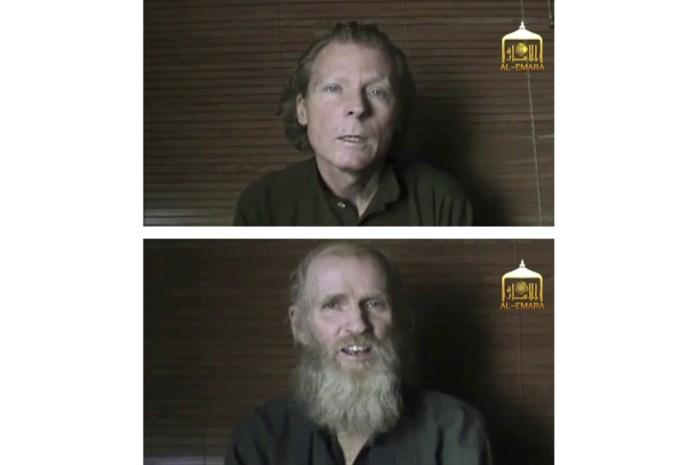 Twee Westerse professoren vrijgelaten in ruil voor drie talibanleiders