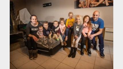 Genkse mama Nadine zeven jaar op rij zwanger