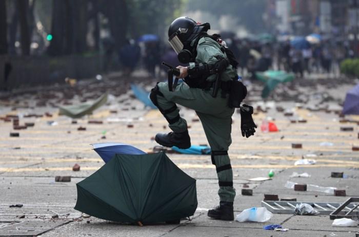Is de protestbeweging in Hongkong nu geknakt?