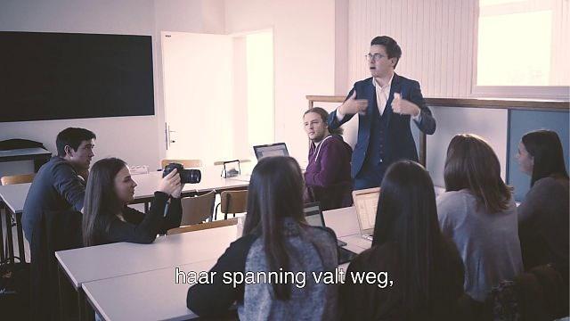 Mentalist Piet Kusters doet communicatiemensen PXL zwijgen