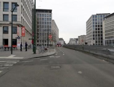 Brussels parketgebouw geëvacueerd door brandalarm
