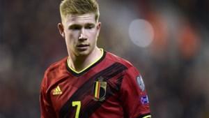 De Bruyne boos dat groep Rode Duivels op EURO 2020 nu al zo goed als vastligt