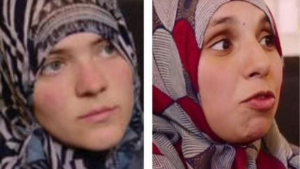 Belgische IS-weduwen zijn in Turkije aangekomen