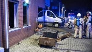 Mindervalide bewoner gered uit uitslaande brand in Kuringen