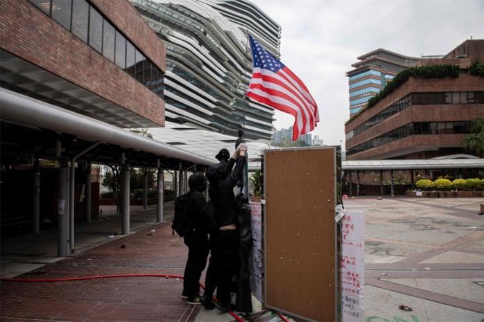 Amerikaanse Senaat keurt wetsvoorstel goed om manifestanten in Hongkong te steunen