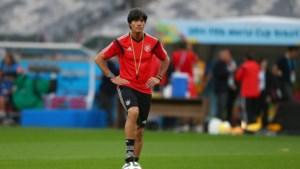 Duits bondscoach Joachim Löw wil graag oefenmatch tegen Rode Duivels