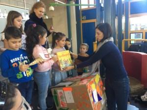 Park van Genk trakteert kinderen op leuke kinderrechtendag