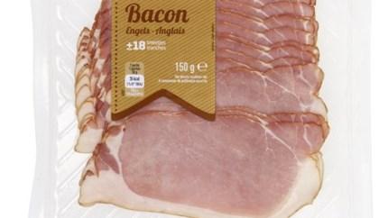 Colruyt roept Engelse bacon terug wegens listeria