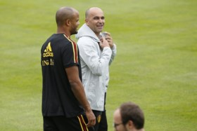 """Blijft Roberto Martinez ook na het EK bondscoach? """"Geld zal een factor worden"""