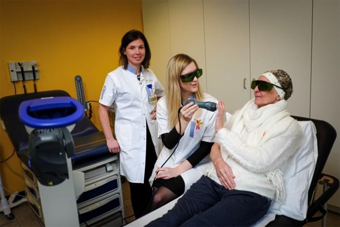 Baanbrekende lasertherapie UHasselt verlicht pijn van kankerpatiënten