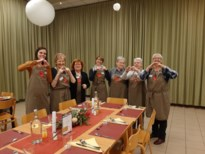 Gezellige eerste avondeditie van dorpsrestaurant in Hamont