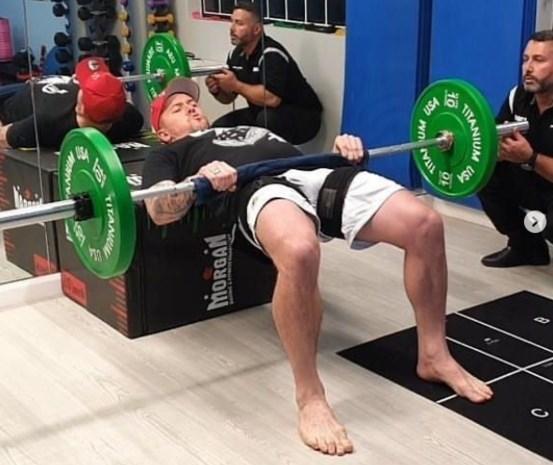 KRC Genk-doelman Danny Vukovic werkt in Australië hard aan herstel