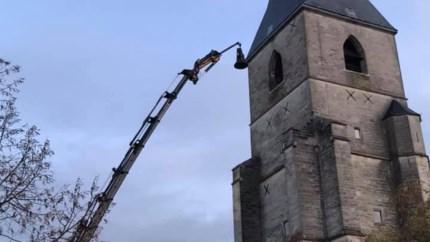 Klokken terug thuis in Sint-Aldegondiskerk