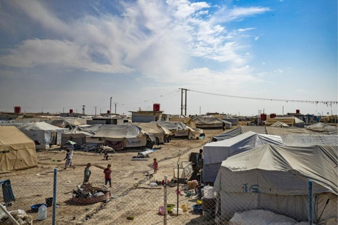 Opnieuw IS-weduwe ontsnapt uit Koerdische kamp en onderweg naar België