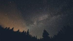 Vrijdagochtend honderden vallende sterren