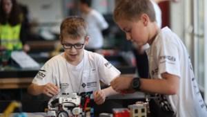 Lego maakt lagere schoolkinderen warm voor technische studies