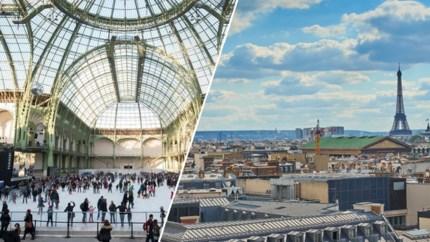 Parijs opent nog een schaatspiste op unieke locatie