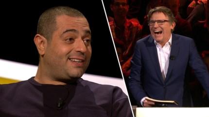 """De Slimste Mens lacht met Ehran Demirci: """"Raar, een moslim die opgroeit in Ham"""""""
