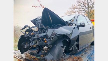 Duitse bestuurder (50) overleden na klap tegen boom in Diest