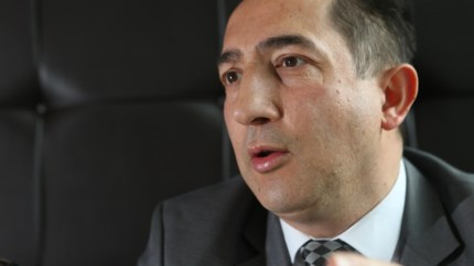 N-VA wil dat Ali Caglar 70.000 euro uittredingsvergoeding terugbetaalt