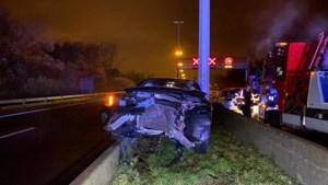 """E313 richting Antwerpen weer vrij na ongeval: """"Omrijden niet meer nodig"""""""