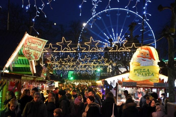 1,4 miljoen lichtjes en honderden kerstmannen: Winterland gaat van start