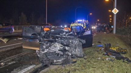 Twee zwaargewonden bij frontale botsing in Sint-Truiden