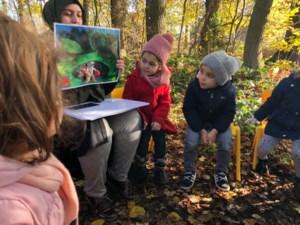 Ouders met leeskriebels in basisschool Lucerna Houthalen