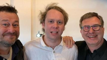 Bart De Pauw draait nieuwe serie met Jan Verheyen en Rik Verheye