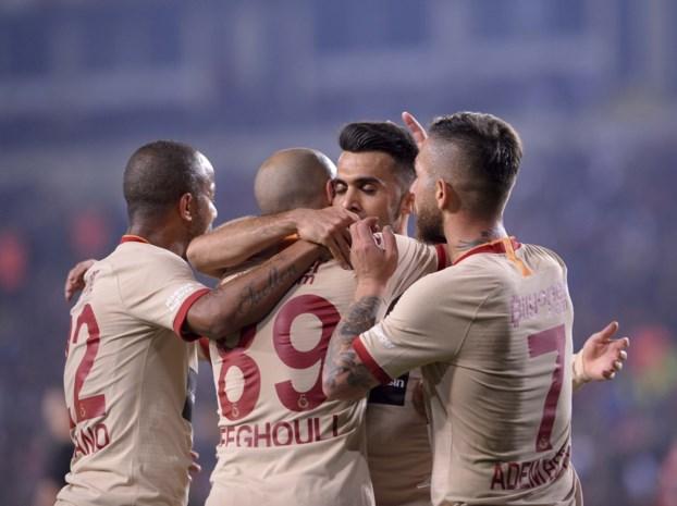 Slechte generale repetitie voor Galatasaray in aanloop naar duel met Club Brugge