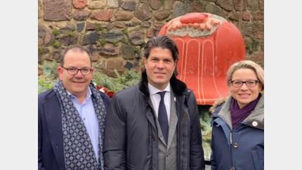 Limburgse stahlhelm komt thuis in Duitse Pasewalk