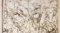 Oudste Hasseltse muurschildering in ere hersteld