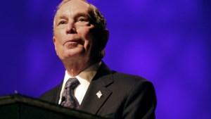 Miljardair Michael Bloomberg koopt voor recordbedrag aan televisiereclame voor presidentsverkiezingen