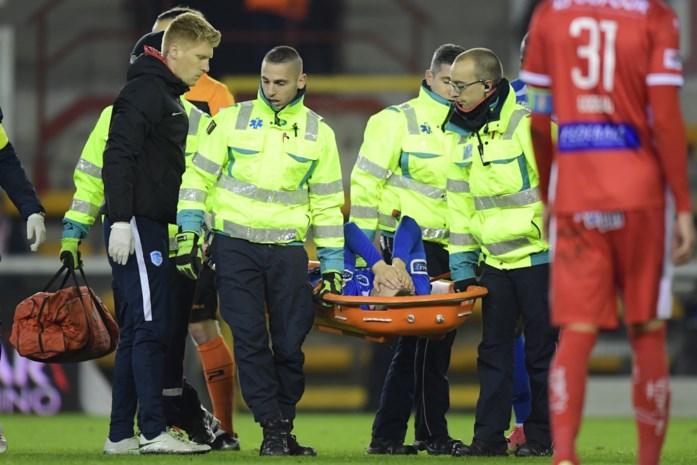 """Wolf: """"Ik hoop dat blessure Heynen minder erg is dan we vrezen"""""""