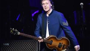 Paul McCartney treedt volgende zomer op in ons land