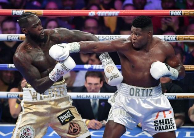 Deontay Wilder verslaat Luis Ortiz en behoudt WBC-titel bij zwaargewichten