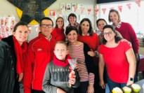 Voetbalclub Spouwen Mopertingen steunt Rode Neuzen Dag