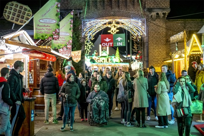 Beste start ooit voor Winterland: 45.000 bezoekers tijdens openingsweekend