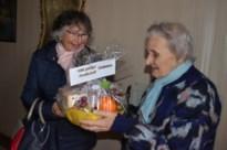Samana Hechtel viert 100-jarige