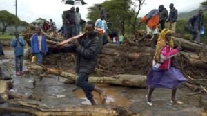 Al 52 doden door aardverschuivingen en overstromingen in Kenia