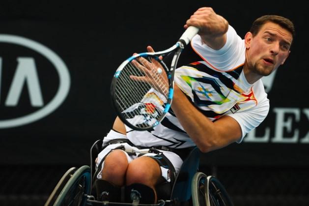 Joachim Gérard verliest dubbelfinale Masters