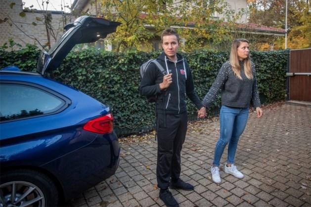 """Gerben Thijssen begint revalidatie na zware valpartij in Zesdaagse van Gent: """"Het gaat de goede kant op"""""""