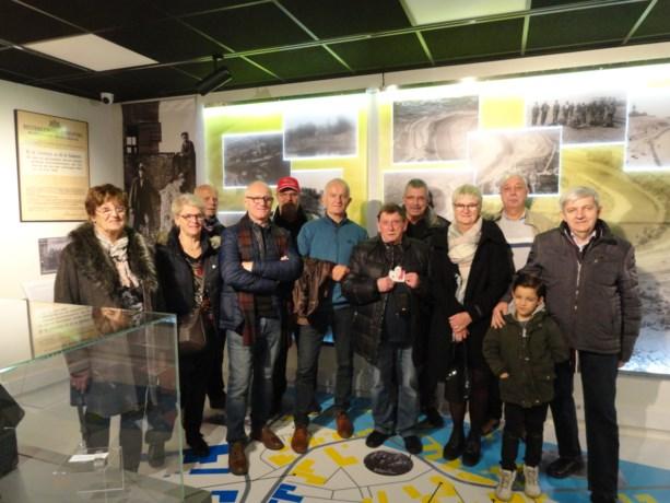 Stichting Erfgoed Opgrimbie bezoekt streekmuseum Elsloo