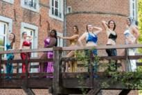 Bellydance4Life buikdanst 1245 euro bij elkaar voor het goede doel