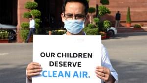 Indiërs krijgen voortaan schadevergoeding als lucht in stad niet zuiver genoeg is