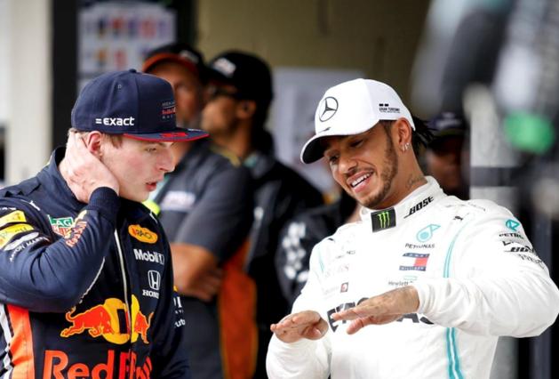 """Lewis Hamilton: """"In 2020 doet Honda mee voor de F1-titel"""""""