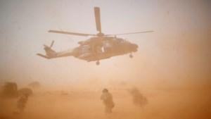 Dertien Franse militairen omgekomen in Mali bij ongeval met twee helikopters
